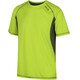 Regatta Volito III T-Shirt Men Lime Green/Racing Green